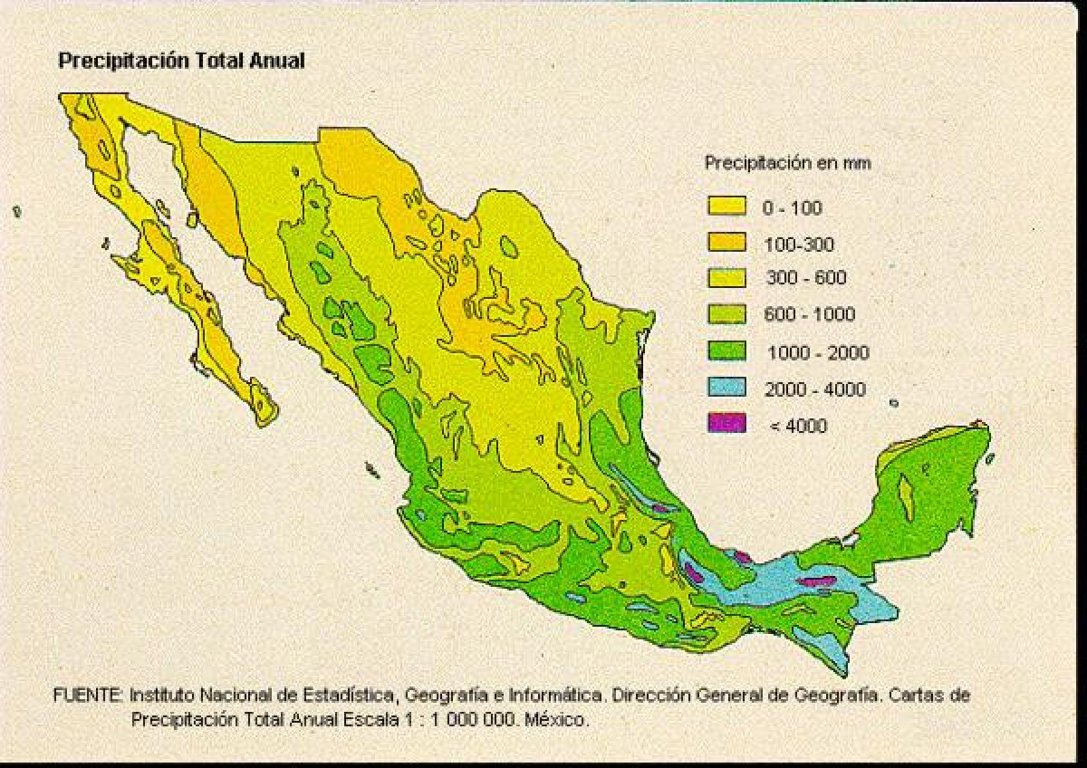 Weather Map Of America.Mexico Weather Map Weather Map For Mexico Central America Americas