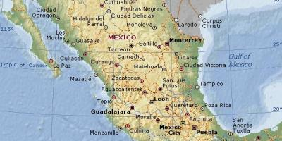 mexico agriculture map map of mexico agriculture central america americas